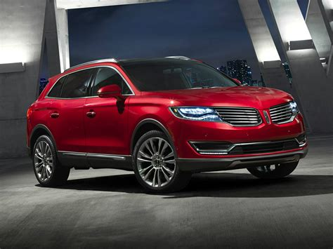 New 2018 Lincoln Mkx  Price, Photos, Reviews, Safety