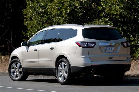 2013 Chevrolet Traverse First Drive Photo Gallery Autoblog