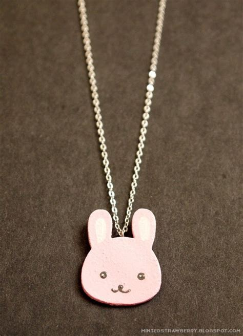 fun diy easter jewelry pieces shelterness