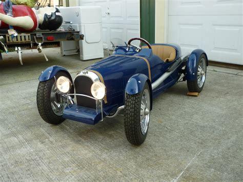 1929 bugatti roadster t35 replica. Child's Electric Bugatti T35 Car By Group Harrington « Obnoxious Antiques