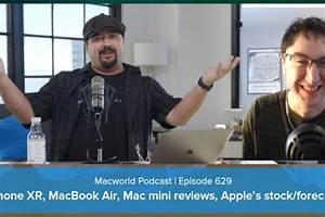 iPhone XR, MacBook Air, Mac mini, Apple's stock price ...