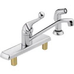 Delta Faucet Leaking Single Handle by Single Handle Kitchen Faucets Delta Single Handle Shower