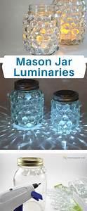 21, Easy, Mason, Jar, Craft, Ideas