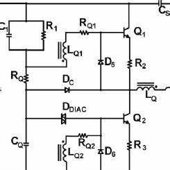 self oscillating electronic ballast circuit download With electronics circuits electronic ballasts electronic choke circuit