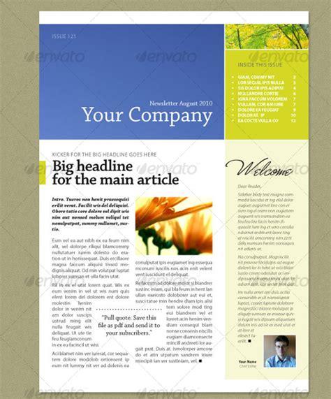 indesign newsletter template flyer ideas pinterest newsletter templates template and