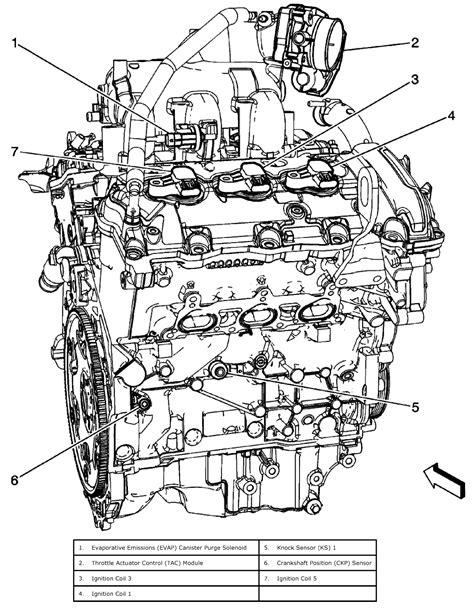 Suzuki Xl7 Engine Diagram by Crankshaft Position Sensor Location Diagrams Wiring