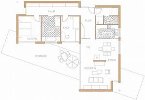 Bad Design Zeitschrift : design 145 bungalow mit klarer zonierung ~ Markanthonyermac.com Haus und Dekorationen