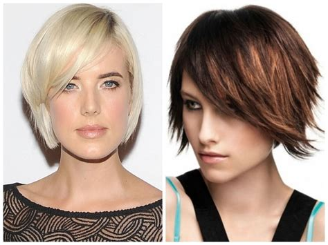 The Best Bob for Your Face Shape Long face hairstyles