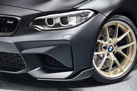 Bmw M2 M Performance Parts Concept Brings Muscle To