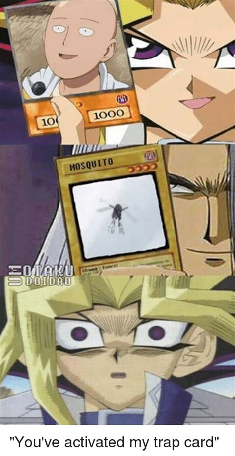 Trap Cards Meme Template by You Ve Activated My Trap Card Meme 100 Images You Just