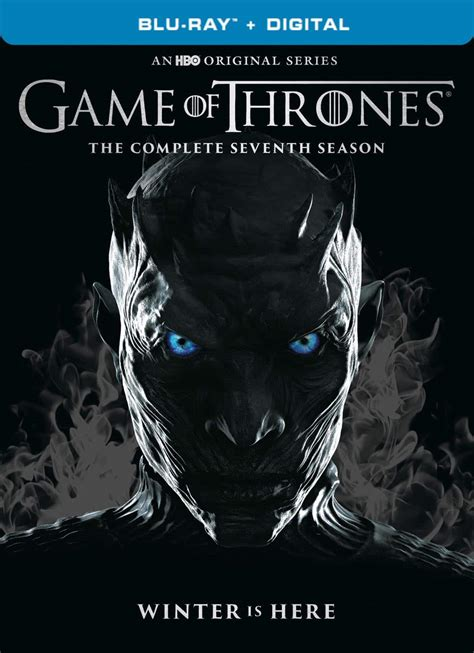 game  thrones season  blu ray  dvd release details