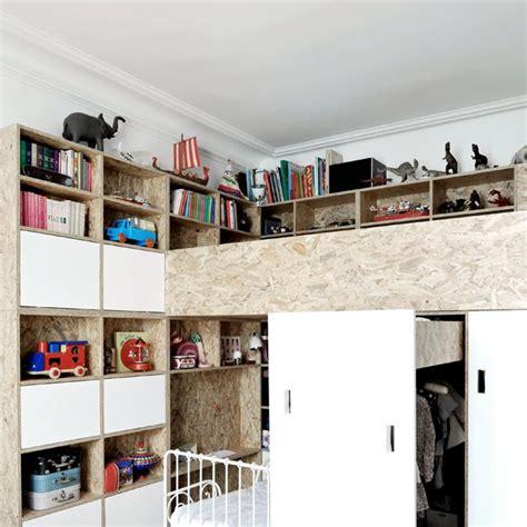 chambre air pour glisser des idées pour décorer une chambre d enfant design et optimisée maison