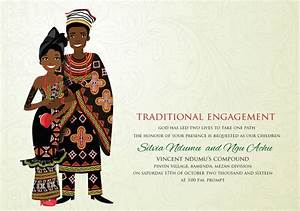 cameroon bamenda traditional wedding card shop now http With traditional ghanaian wedding invitations