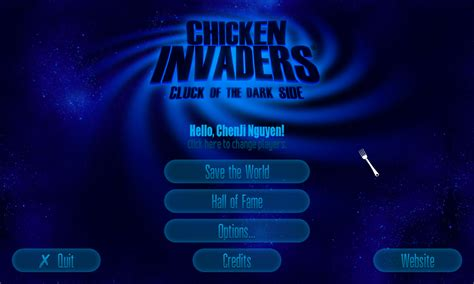 chicken invaders 5 cluck of the dark side trainer free download
