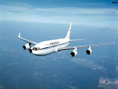 Airplane Background Sky Plane Commercial Airplanes Aircraft