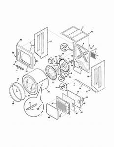 Frigidaire Laundry Center Parts