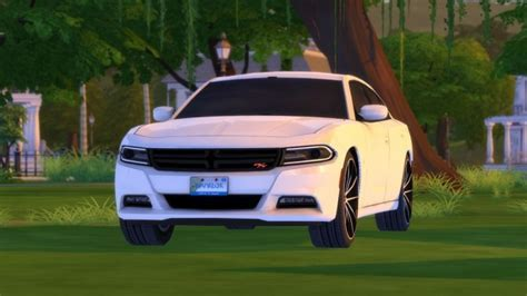 Dodge Charger R/T at Understrech Imagination » Sims 4 Updates