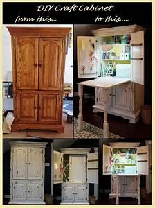 Best 25+ Craft armoire ideas on Pinterest Craft cupboard