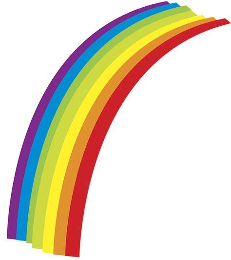 image vectorielle gratuite arc en ciel couleurs vives image gratuite sur pixabay 33149