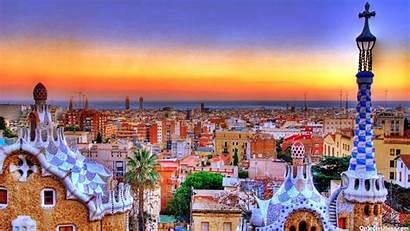 Barcelona Spain 4k Wallpapersafari