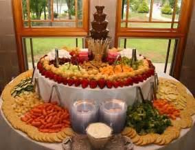 food ideas for wedding reception buffet best 25 cheap wedding food ideas on diy wedding food country wedding decorations