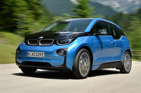 BMW Car : Bmw I3 94ah (2016) Review By Car Magazine
