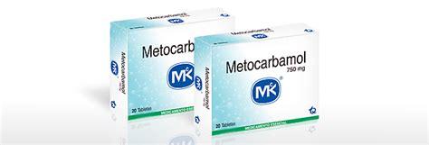 metocarbamol robaxin para que sirve metocarbamol prospecto