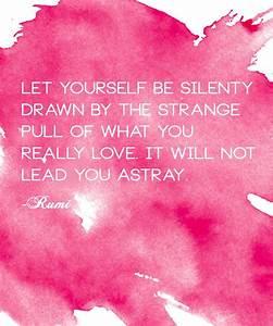 Spiritual Quotes Love Rumi QuotesGram