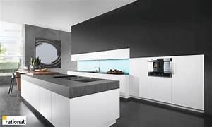 Moderne Küchen Bilder : zweizeilige moderne k che ~ Markanthonyermac.com Haus und Dekorationen