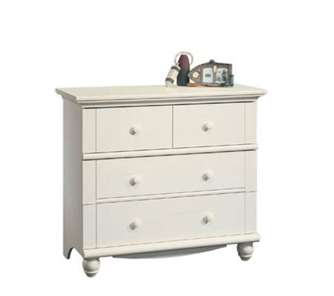 Sauder Harbor View Dresser by Sauder Harbor View Collection 3 Drawer Chest Page 1