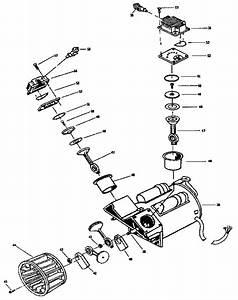 Craftsman Air Compressor Capacitor Wiring Diagram