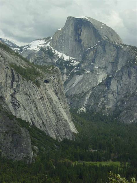 Cramps Thunderstorms Upper Yosemite Falls Hike