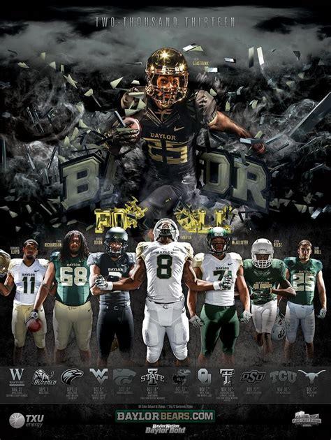 Baylor Football on Twitter | Baylor football, College ...