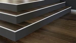Laminat Und Parkett : treppenkantenprofilsysteme f r parkett und laminat k berit profile systems ~ Frokenaadalensverden.com Haus und Dekorationen