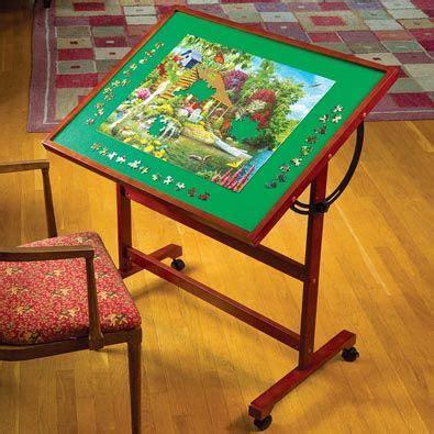 adjustable puzzle tableau   puzzle table puzzle