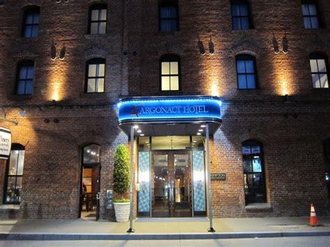 argonaut hotel  san francisco social vixen