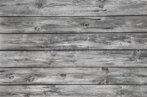 Oude Houten Lege Grijze Achtergrond Stock Afbeelding