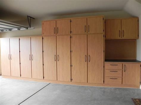 how to build plywood garage cabinets 15 best ideas about garage cabinets on garage