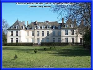 Plombier Le Mesnil Saint Denis : les plus beaux chateaux des yvelines 78 ~ Premium-room.com Idées de Décoration