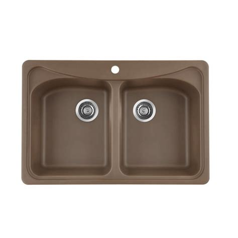 the idea of a brown sink kitchen inspiration