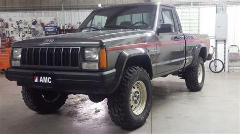 1988 lifted jeep comanche 1988 jeep comanche pioneer 4 215 4 for sale