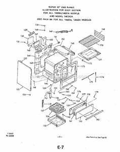 Roper 1463w3a Parts List And Diagram   Ereplacementparts Com