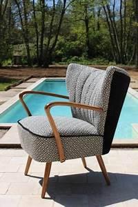 Fauteuil Bridge Neuf : 25 best ideas about fauteuil bridge sur pinterest retapisser une chaise retapisser un ~ Teatrodelosmanantiales.com Idées de Décoration
