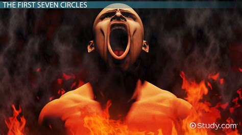 dantes inferno eighth circle  hell punishments