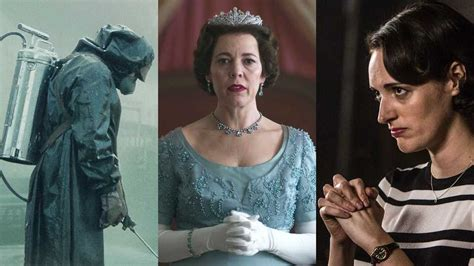 BAFTA 2020 TV Nominations: Chernobyl, The Crown And ...