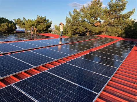 solar training solar pv training solar installer