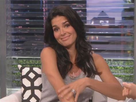 angie harmon  air proposal