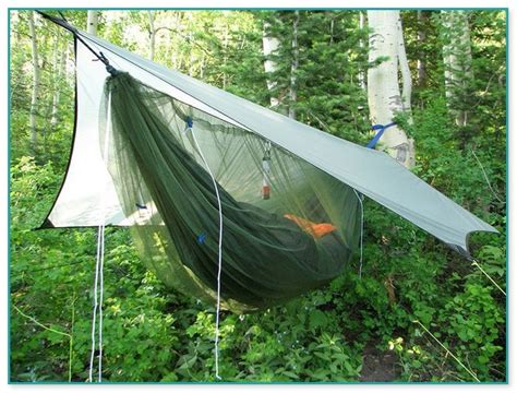 Hammock With Fly And Bug Net by Hammock With Fly And Bug Net