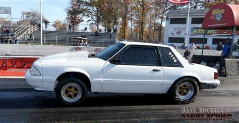 Turbocharged Drag Cars by 89 Turbo Mustang Pro Grudge Drag Race Car Pte Bb