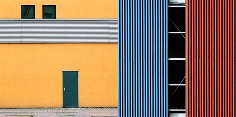 Geometric Abstraction And Minimalistic Compositions By By Julian Schulze